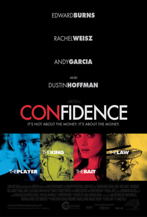 Confidence (2003) DVD Release Date
