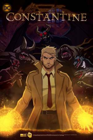 Constantine: City of Demons (TV Series 2018- ) DVD Release Date