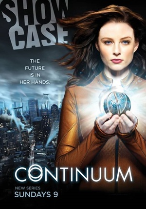 Continuum (TV 2012-) DVD Release Date