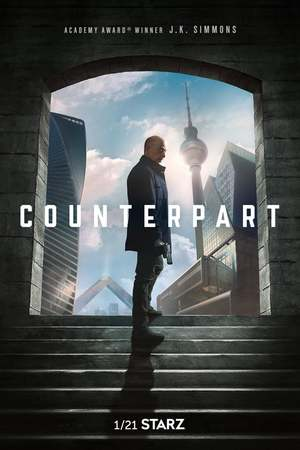 Counterpart (TV Series 2017- ) DVD Release Date