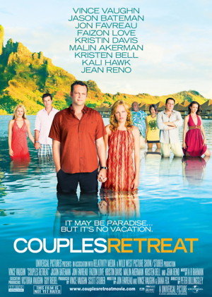 Couples Retreat (2009) DVD Release Date