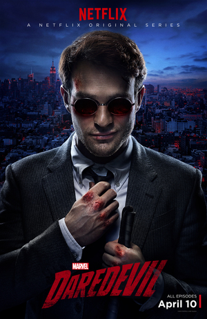 Daredevil (TV Series 2015- ) DVD Release Date