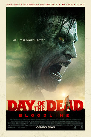 Day of the Dead: Bloodline (2018) DVD Release Date