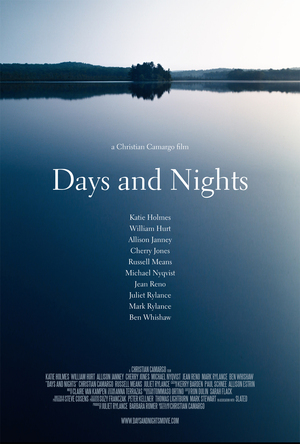 Days and Nights (2014) DVD Release Date