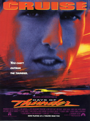 Days of Thunder (1990) DVD Release Date