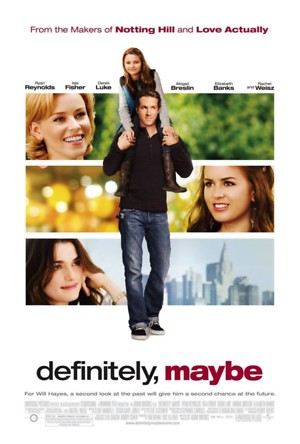 Definitely, Maybe (2008) DVD Release Date