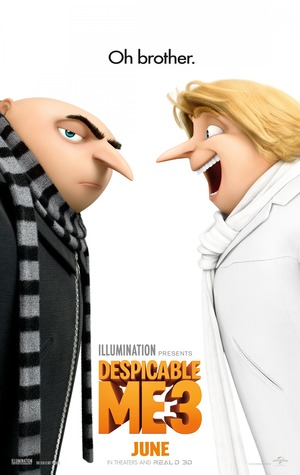 Despicable Me 3 (2017) DVD Release Date