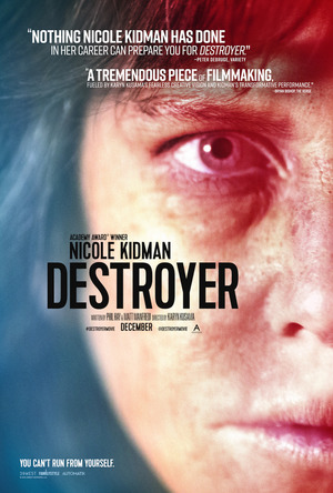 Destroyer (2018) DVD Release Date