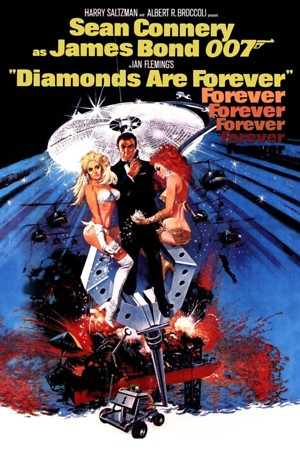 Diamonds Are Forever (1971) DVD Release Date