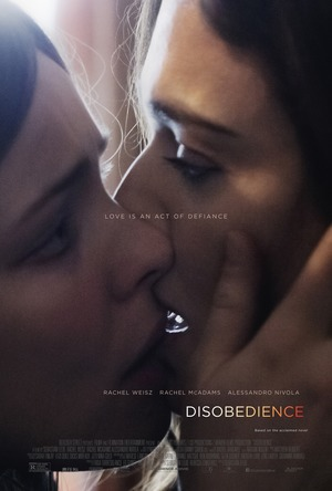 Disobedience (2017) DVD Release Date