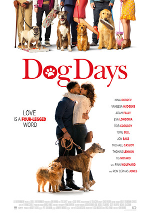 Dog Days (2018) DVD Release Date