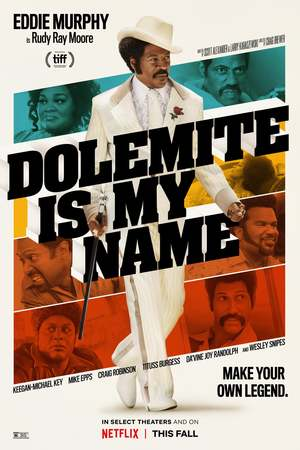 Dolemite Is My Name (2019) DVD Release Date