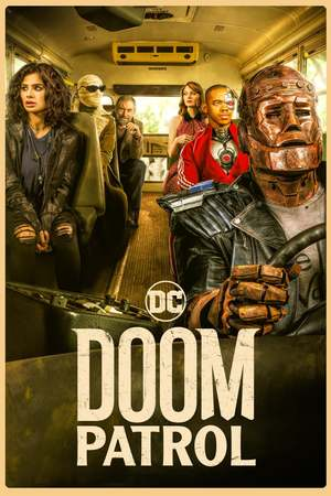 Doom Patrol (TV Series 2019- ) DVD Release Date