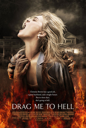 Drag Me to Hell (2009) DVD Release Date
