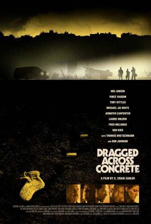 Dragged Across Concrete (2018) DVD Release Date