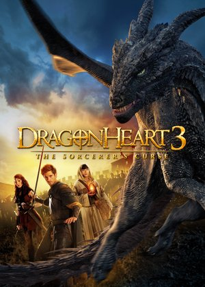 Dragonheart 3: The Sorcerer's Curse (Video 2015) DVD Release Date
