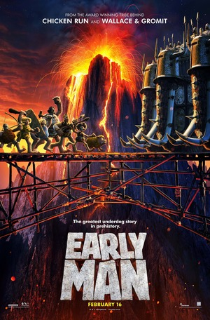Early Man (2018) DVD Release Date