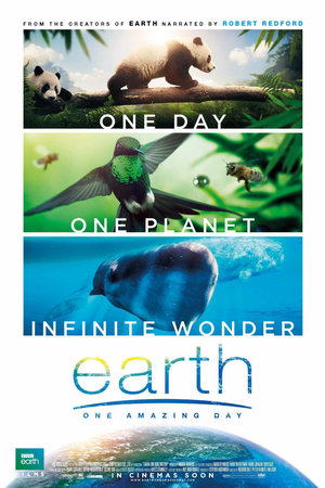 Earth: One Amazing Day (2017) DVD Release Date