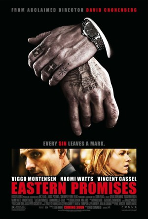 Eastern Promises (2007) DVD Release Date