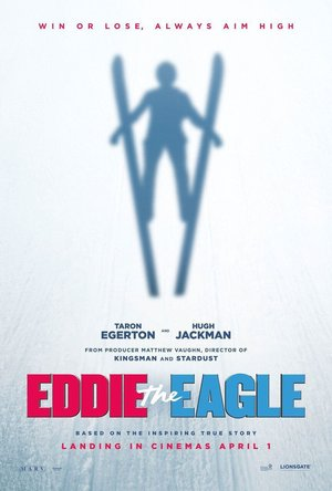 Eddie the Eagle (2016) DVD Release Date
