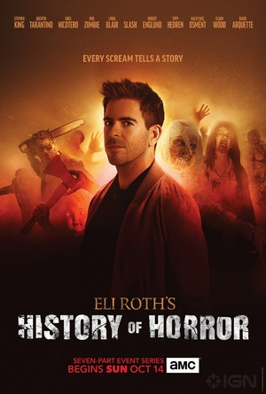 Eli Roth's History of Horror (TV Mini-Series 2018) DVD Release Date