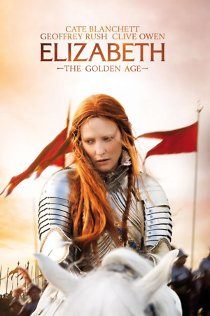 Elizabeth: The Golden Age (2007) DVD Release Date
