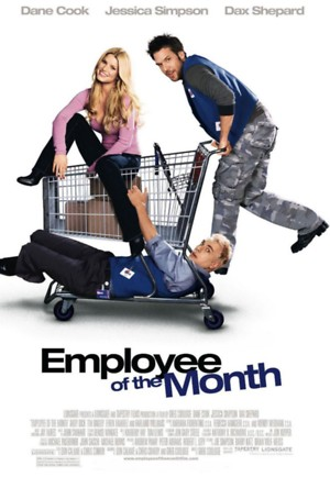 Employee of the Month (2006) DVD Release Date
