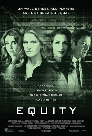 Equity (2016) DVD Release Date