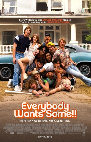 Everybody Wants Some (2016) DVD Release Date