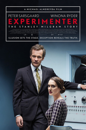 Experimenter (2015) DVD Release Date