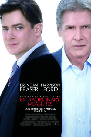 Extraordinary Measures (2010) DVD Release Date