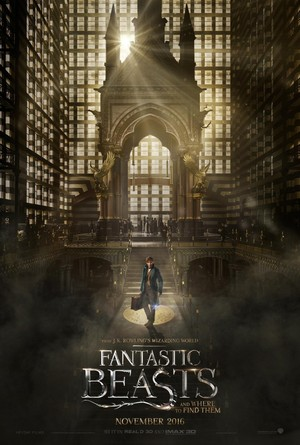 Fantastic Beasts and Where to Find Them (2016) DVD Release Date