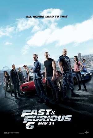 Fast and Furious 6 (2013) DVD Release Date