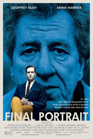 Final Portrait (2017) DVD Release Date