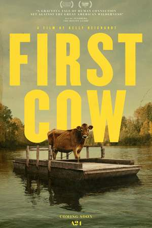 First Cow (2019) DVD Release Date