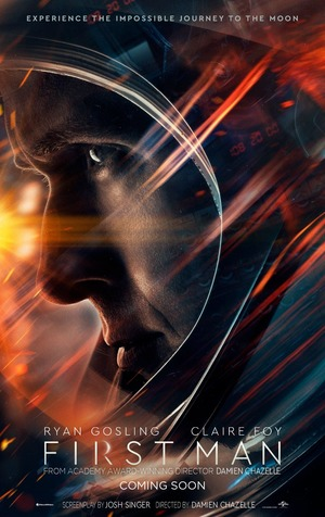 First Man (2018) DVD Release Date