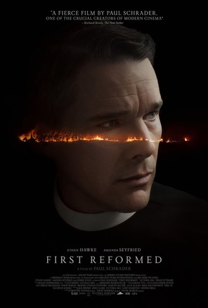 First Reformed (2017) DVD Release Date