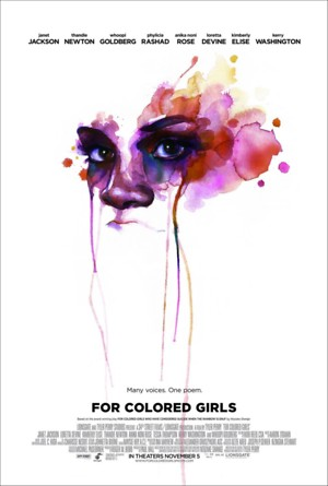 For Colored Girls (2010) DVD Release Date
