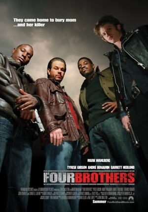 Four Brothers (2005) DVD Release Date