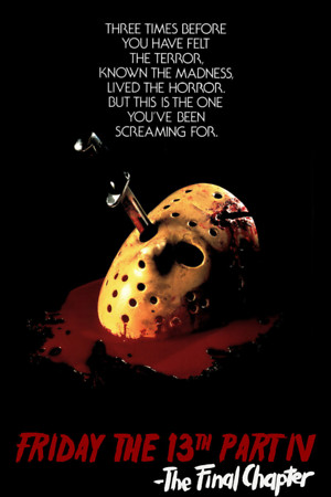Friday the 13th: The Final Chapter (1984) DVD Release Date