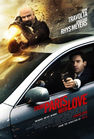From Paris with Love (2010) DVD Release Date