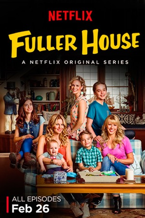 Fuller House (TV Series 2016- ) DVD Release Date