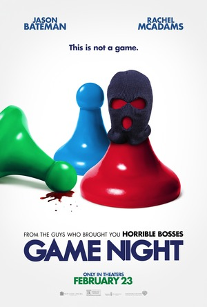 Game Night (2018) DVD Release Date