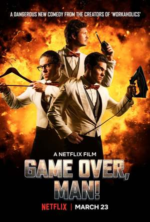 Game Over, Man! (2018) DVD Release Date