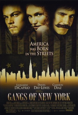 Gangs of New York (2002) DVD Release Date