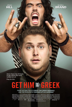 Get Him to the Greek (2010) DVD Release Date
