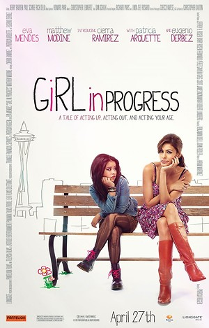 Girl in Progress (2012) DVD Release Date