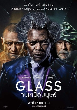 Glass (2019) DVD Release Date