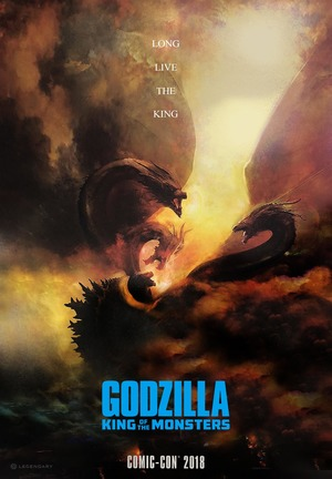 Godzilla: King of the Monsters (2019) DVD Release Date