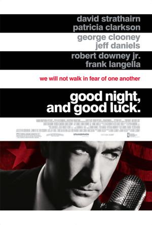 Good Night, and Good Luck. (2005) DVD Release Date